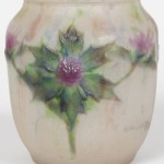 We Buy and Appraise all Gabriel Argy-Rousseau Thistle Vases
